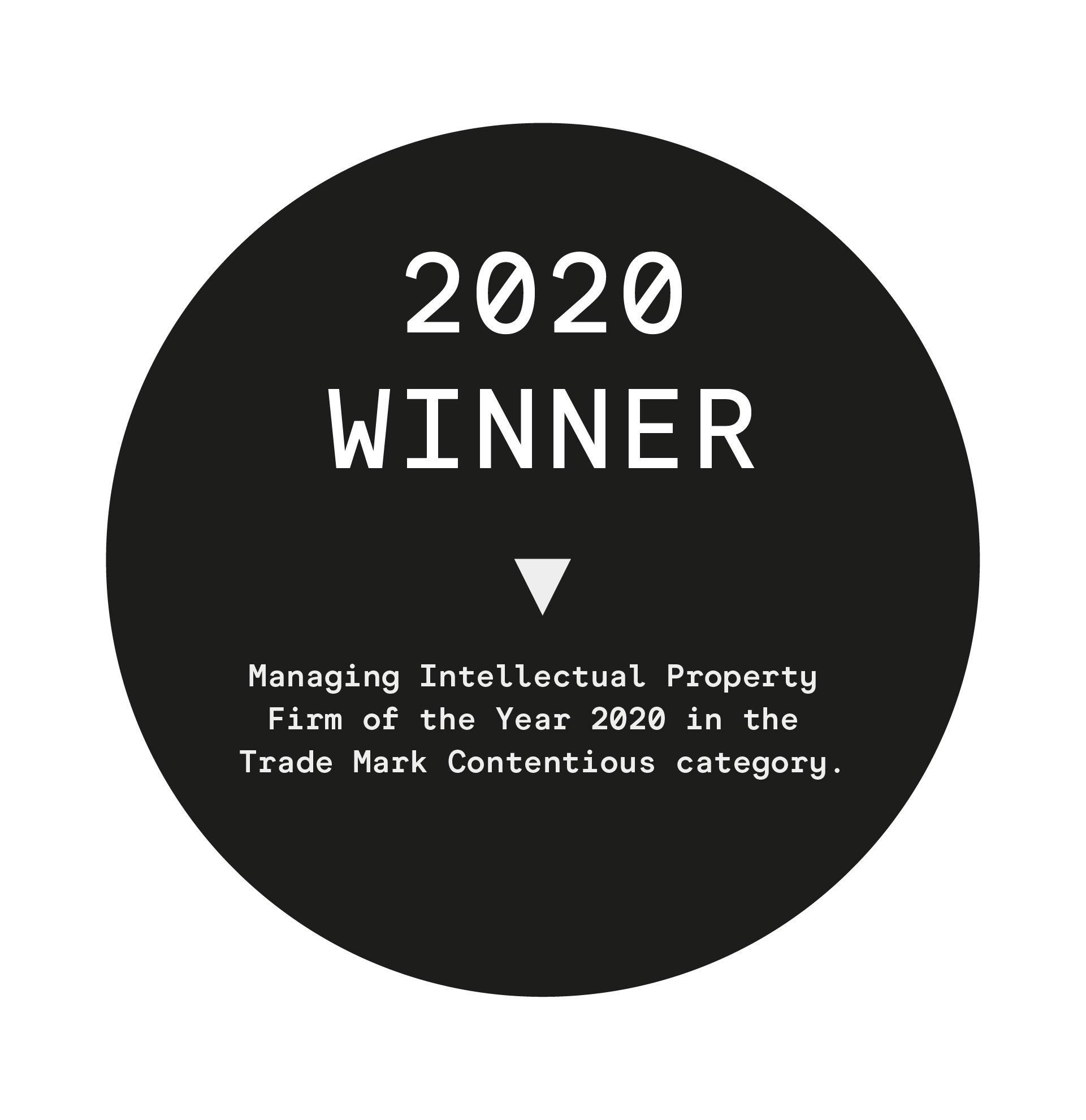 Stobbs 2020 Award White Background