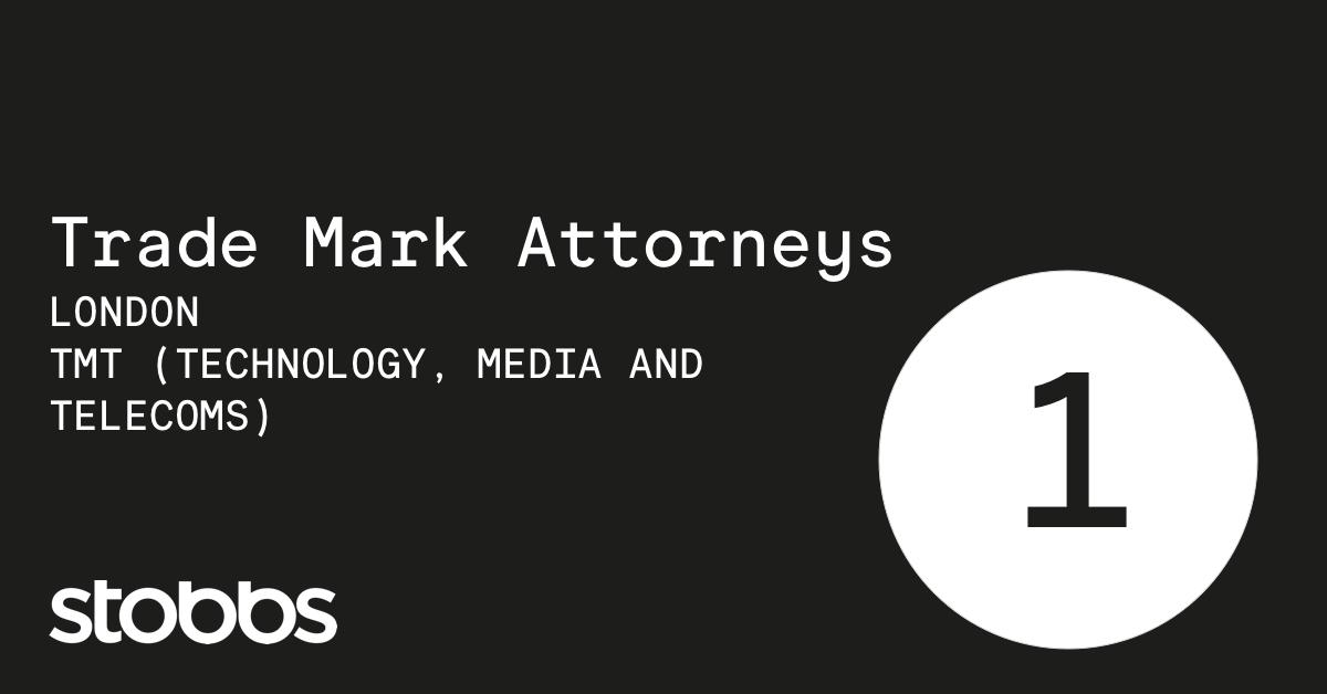 Trade mark attorneys … the faces of Stobbs.