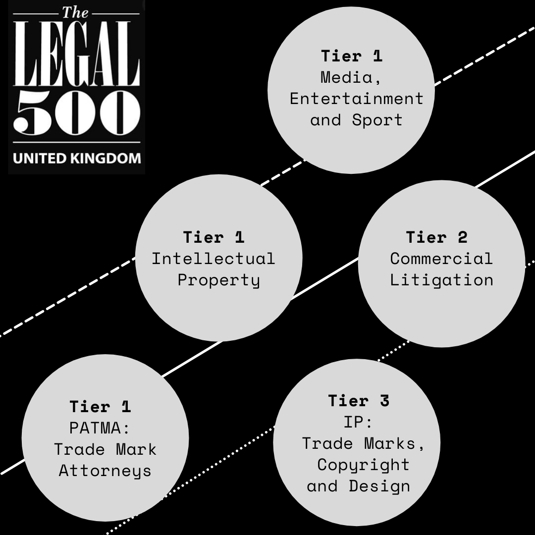 The Legal 500 2022 rankings are in...